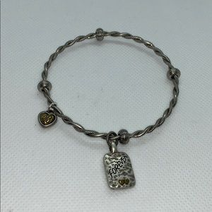 Brighton mother daughter bracelet